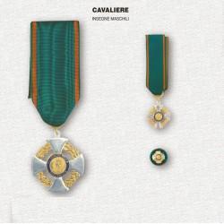Set completo OMRI Cavaliere