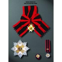 Set completo Gran Croce S.Silvestro