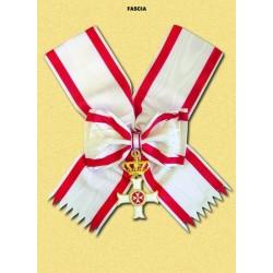 Ordinanza con Fascia MM Civile Gran Croce