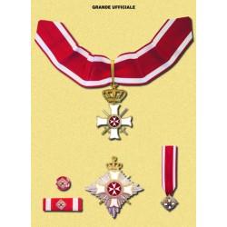 Set completo MM Militare Grande Ufficiale