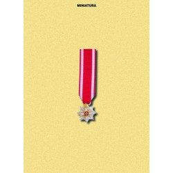 Miniatura MM Militare Gran Croce