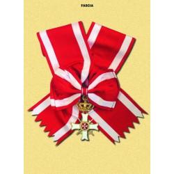 Ordinanza con Fascia MM Militare