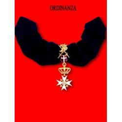 Ordinanza Cavaliere di Grazia e Devozione