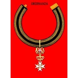 Ordinanza Gran Croce di Grazia Magistrale in Obbedienza