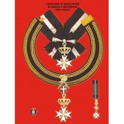 Set completo Gran Croce di Grazia e Devozione con Fascia