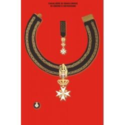 Set completo Gran Croce di Onore e Devozione