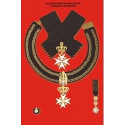 Set completo Balì Gran Croce di Onore e Devozione