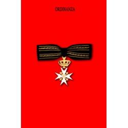 Ordinanza Dama di Gran Croce di Grazia Magistrale in Obbedienza