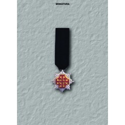 Miniatura Gran Croce S.Sepolcro